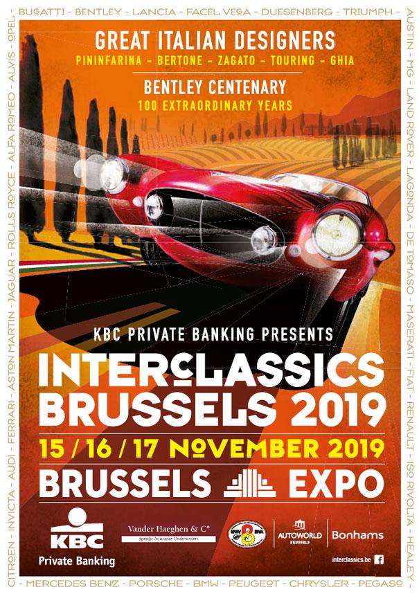 INTERCLASSICS BRUSSELS