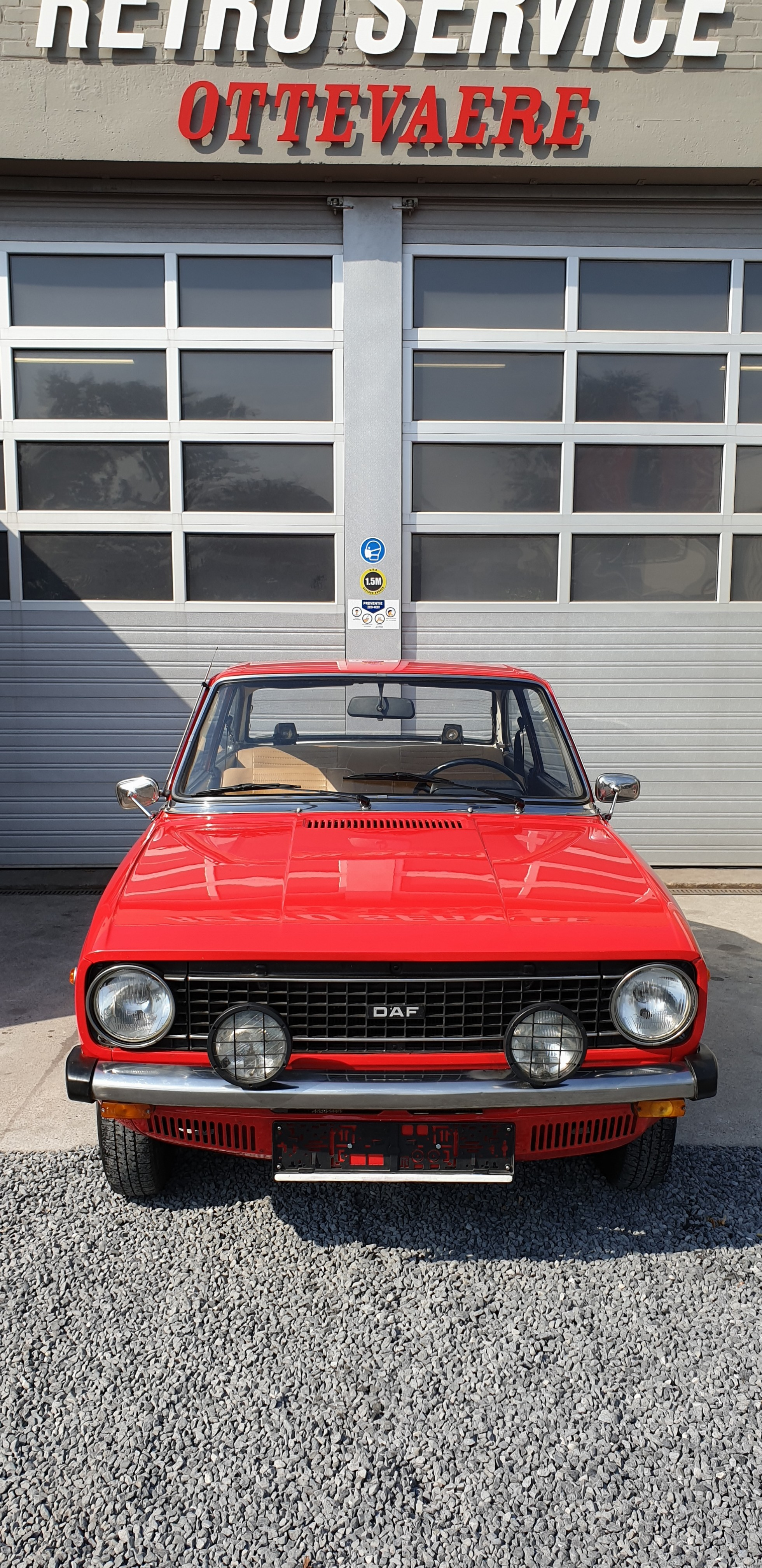 DAF 66 Super Luxe